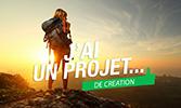 mini icone jai un projet vert